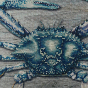 Crab Decorative Pillow Cover