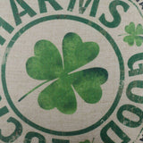 Good Luck Charms Pillow Cover for Saint Patrick's Day