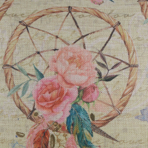 Image of Americana Decor Pillow Cover Dream Catcher