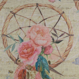 Americana Decor Pillow Cover Dream Catcher