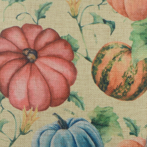 Image of Thanksgiving Day Pumpkin Cushion Cover