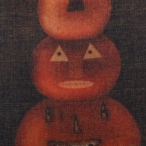 Image of Pumpkin Pillow Cover