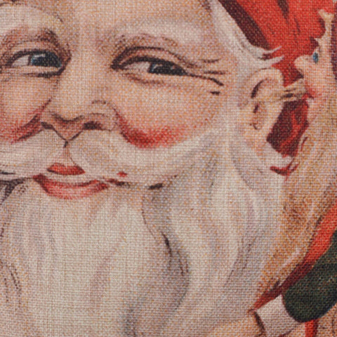 Image of Christmas Santa Claus Cushion Cover