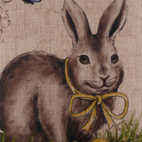 Image of Easter Bunny Pillow Cover