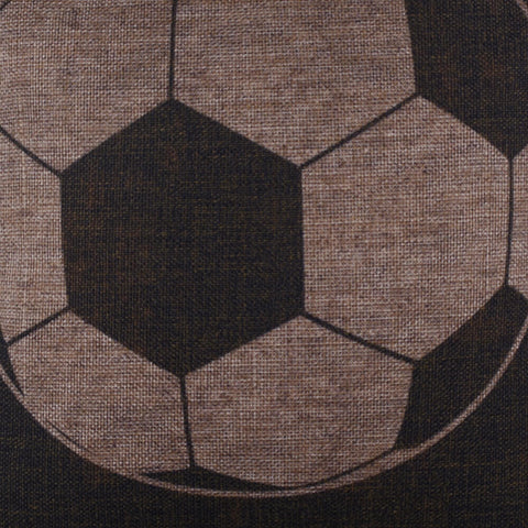 Image of Soccer Pillow Throw Cover