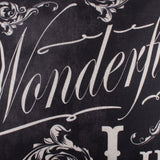 It's a Wonderful Life Holiday Pillow Cover Photo Shoot Prop