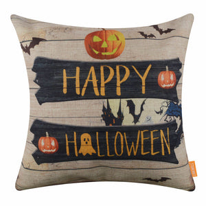 Decorative Pillow Cover for Halloween Day