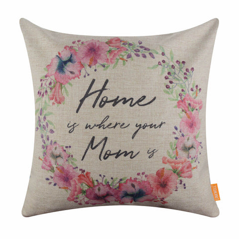 Happy Mothers Day Cushion Cover