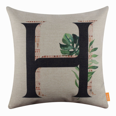 Inspiring Tropical Pillow Cover