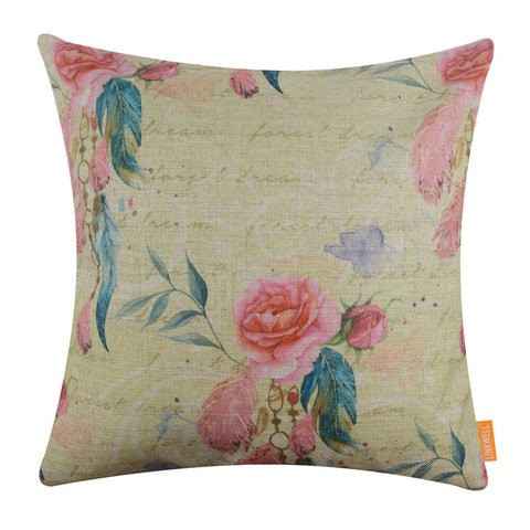 Image of Linkwell Debut Pillow Cover Flower Dream Catcher