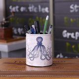 Octopus and Crab Sea Theme Pencil Case