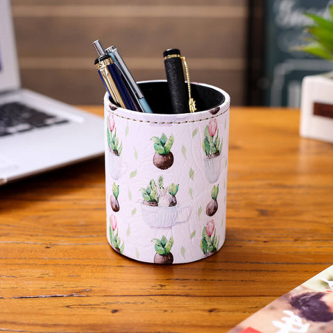 Cute Bunny Pen Holder For Easter Decoration