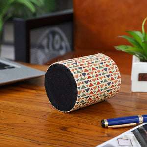 Aztec Pattern Pen Holder