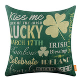 St. Patrick's Day Pillow Covers