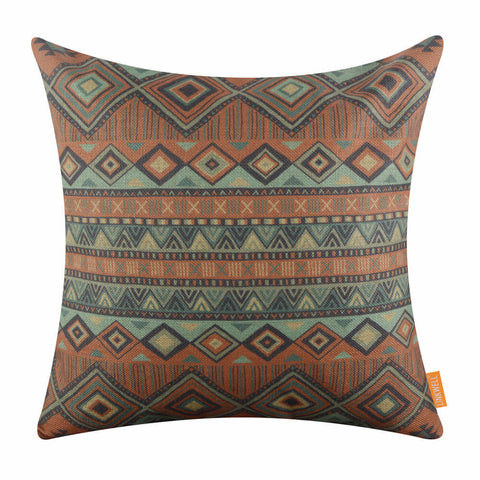 Image of Tribal Throw Pillow Cover