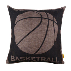 Where to buy Throw Pillow Cover Basketball Design