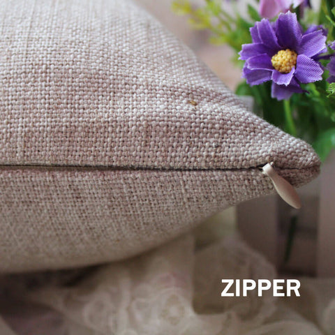 Image of Linkwell Cushion Cover New Arrivals Burlap