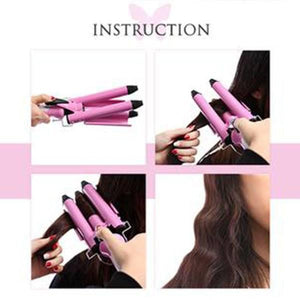 Professional Hair Curling Waver