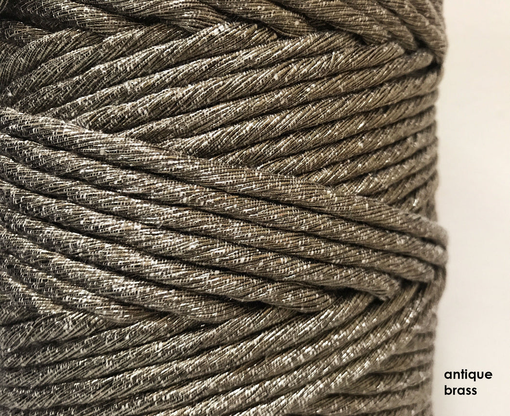 Pure Metallic String & Rope