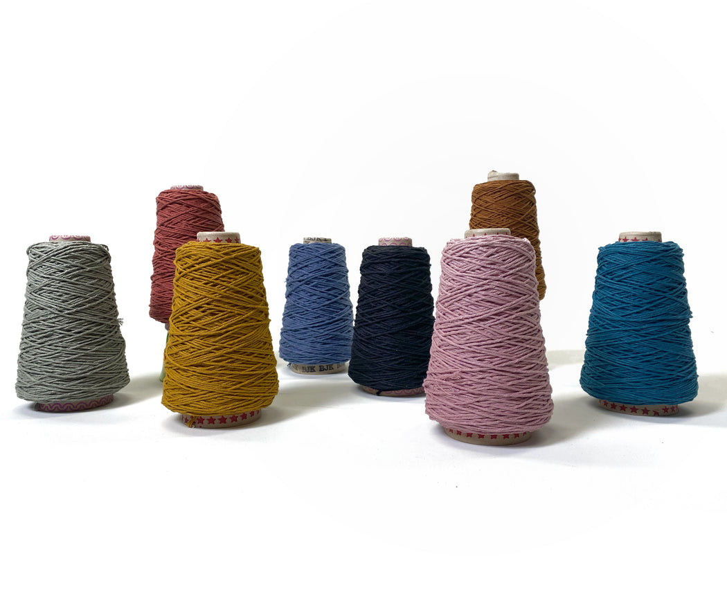 1.5 mm Cotton Warp Thread