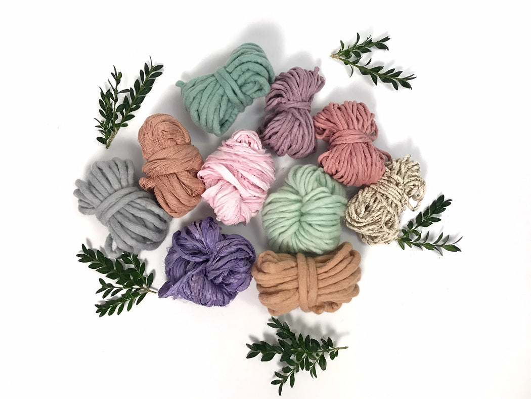 Pretty in Pastel Fiber Pack