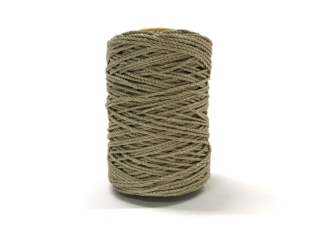Gold Rope (3-ply)