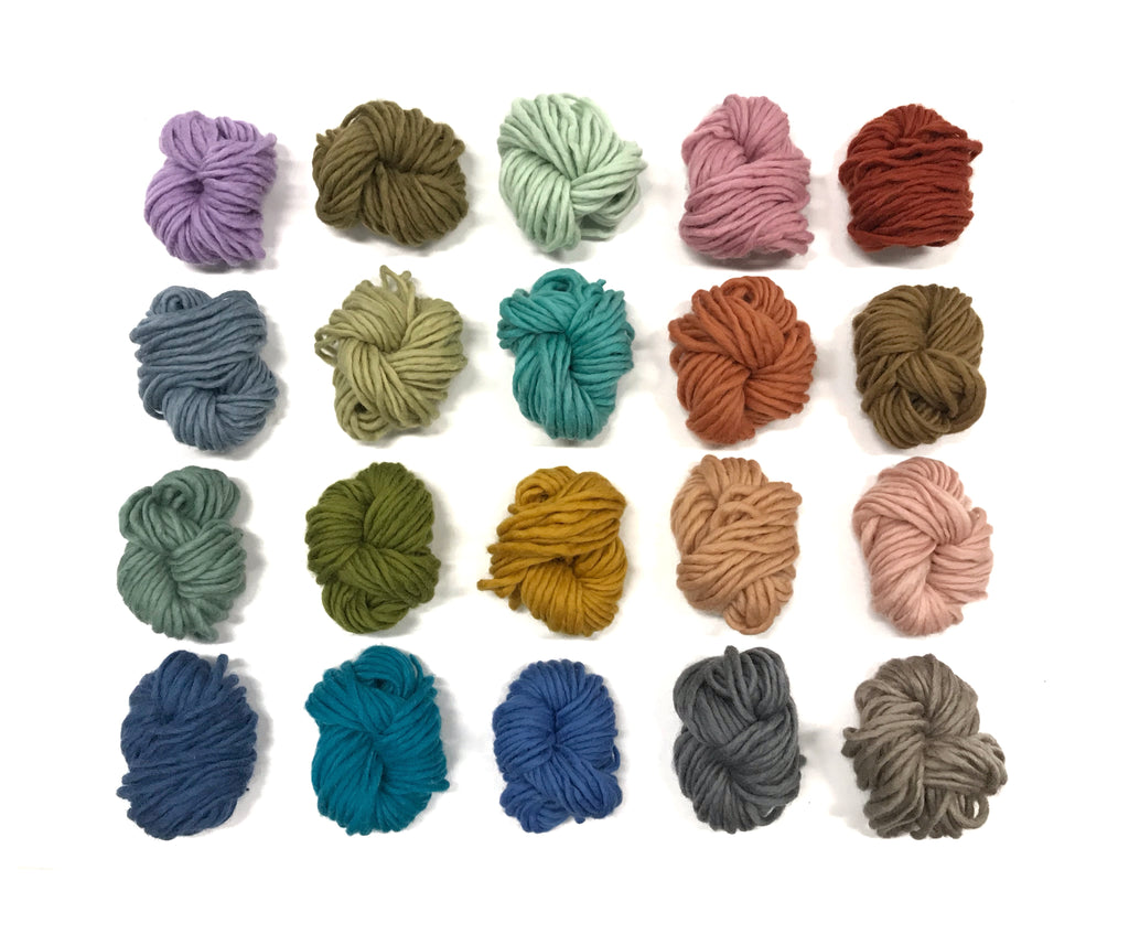 Create-Your-Own Art Yarn Pack (choose 6)