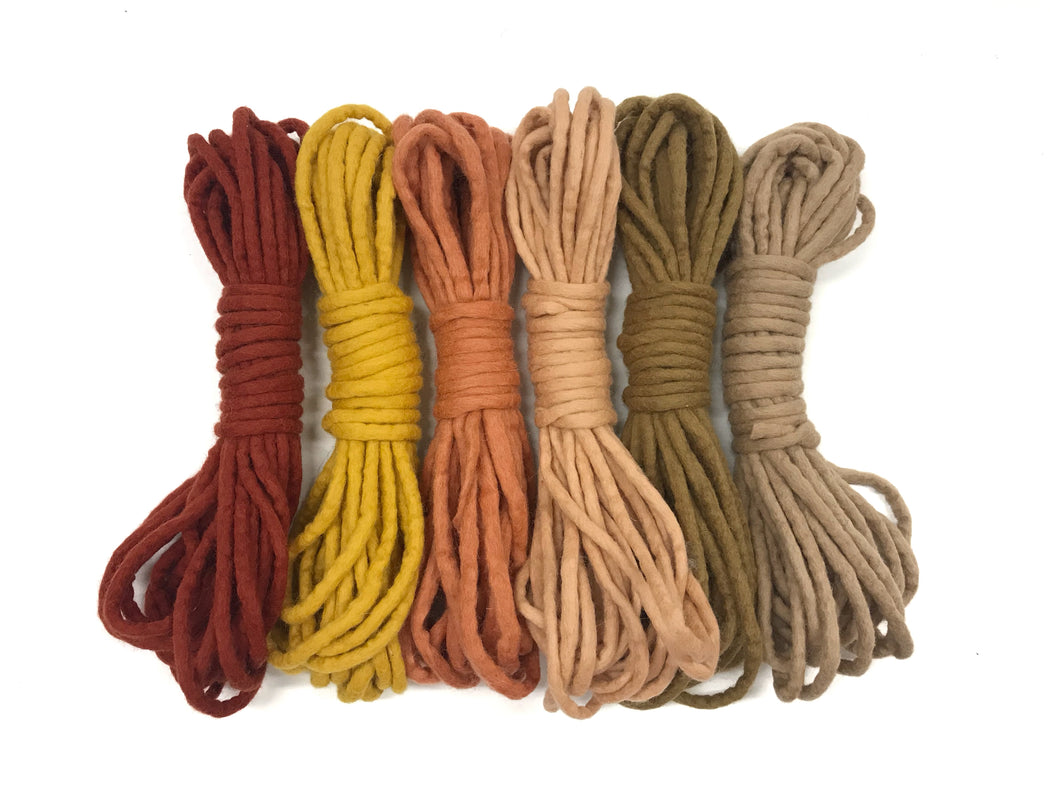 Create-Your-Own Main Squeeze Wool Pack (choose 6)