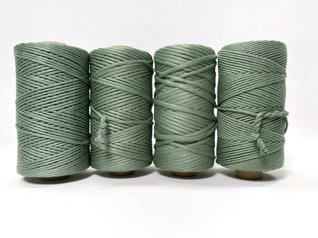 Meridian Cotton - Smokey Jade