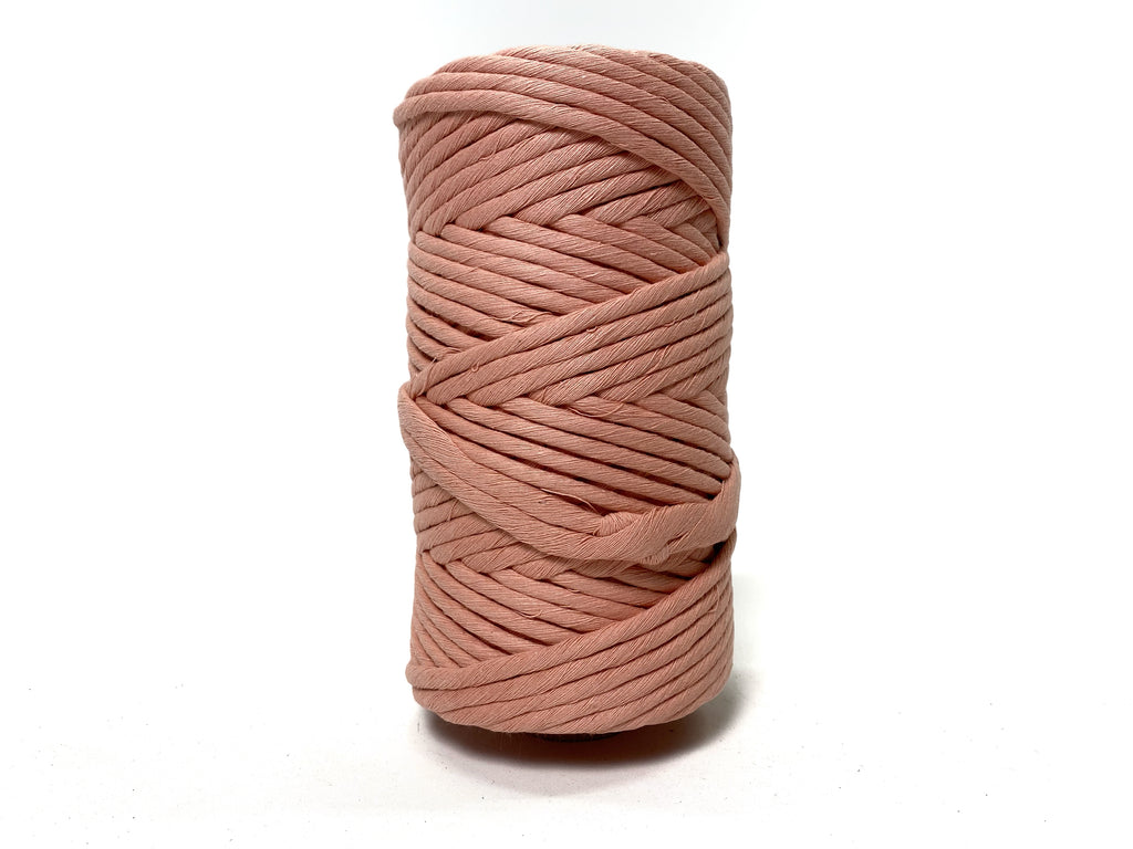 Recycled Cotton - Mellow Coral
