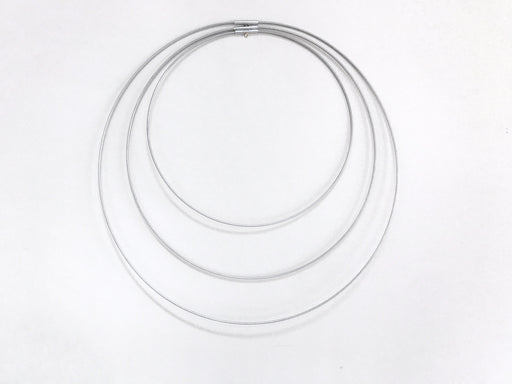 "Extra Large Metal Hoops (24"" and larger)"