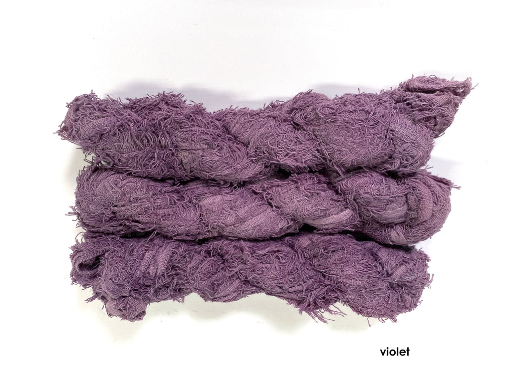Cotton Frizz Ribbon