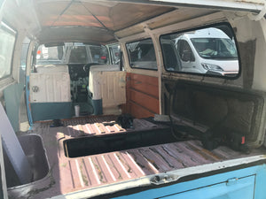 Doing Up Dolly (Part 2): Our VW Camper Conversion