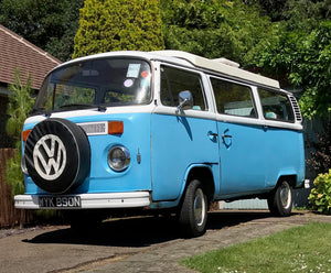 Doing Up Dolly (Part 1): Our VW Camper Conversion