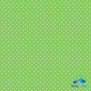 Apple Dot (Basics Collection) Premium Cotton Fabric