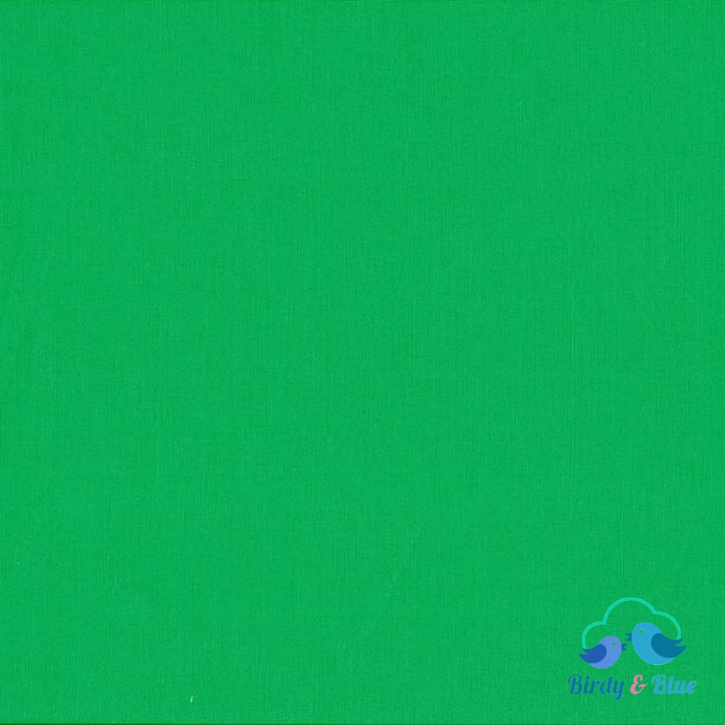 Emerald Green (Spectrum Collection) Premium Cotton Fabric