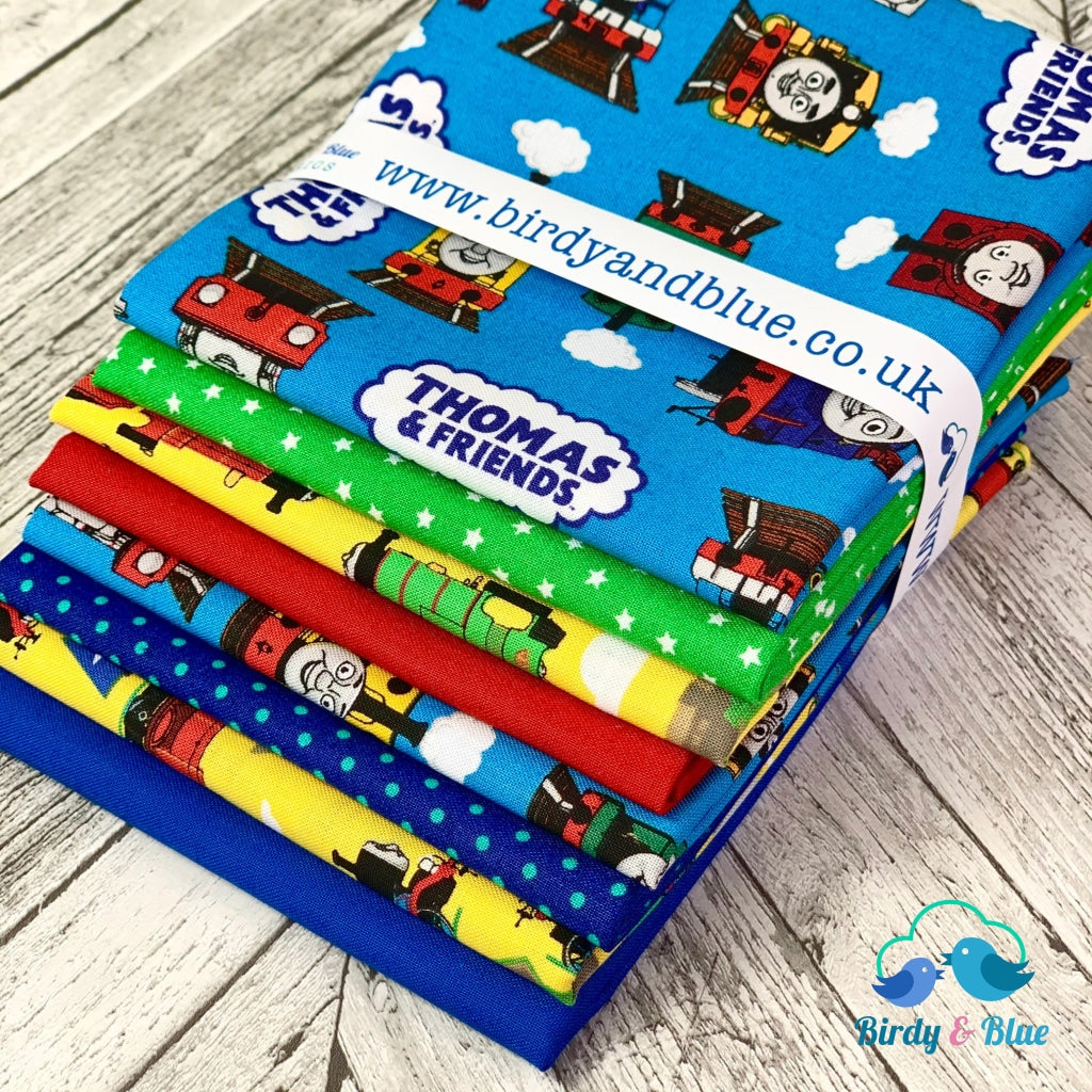 Fabric Bundle - Thomas & Friends Fabric Bundle