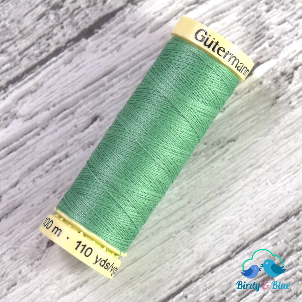 Gutermann Sew-All Thread #100 (Mineral Green) 100M / 100% Polyester Sewing