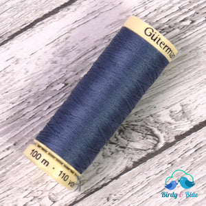 Gutermann Sew-All Thread #112 (Petrol Blue) 100M / 100% Polyester Sewing