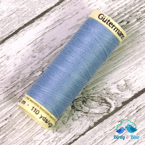 Gutermann Sew-All Thread #143 (Light Blue) 100M / 100% Polyester Sewing