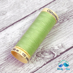 Gutermann Sew-All Thread #152 (Apple Green) 100M / 100% Polyester Sewing