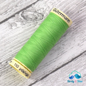 Gutermann Sew-All Thread #153 (Spring Green) 100M / 100% Polyester Sewing