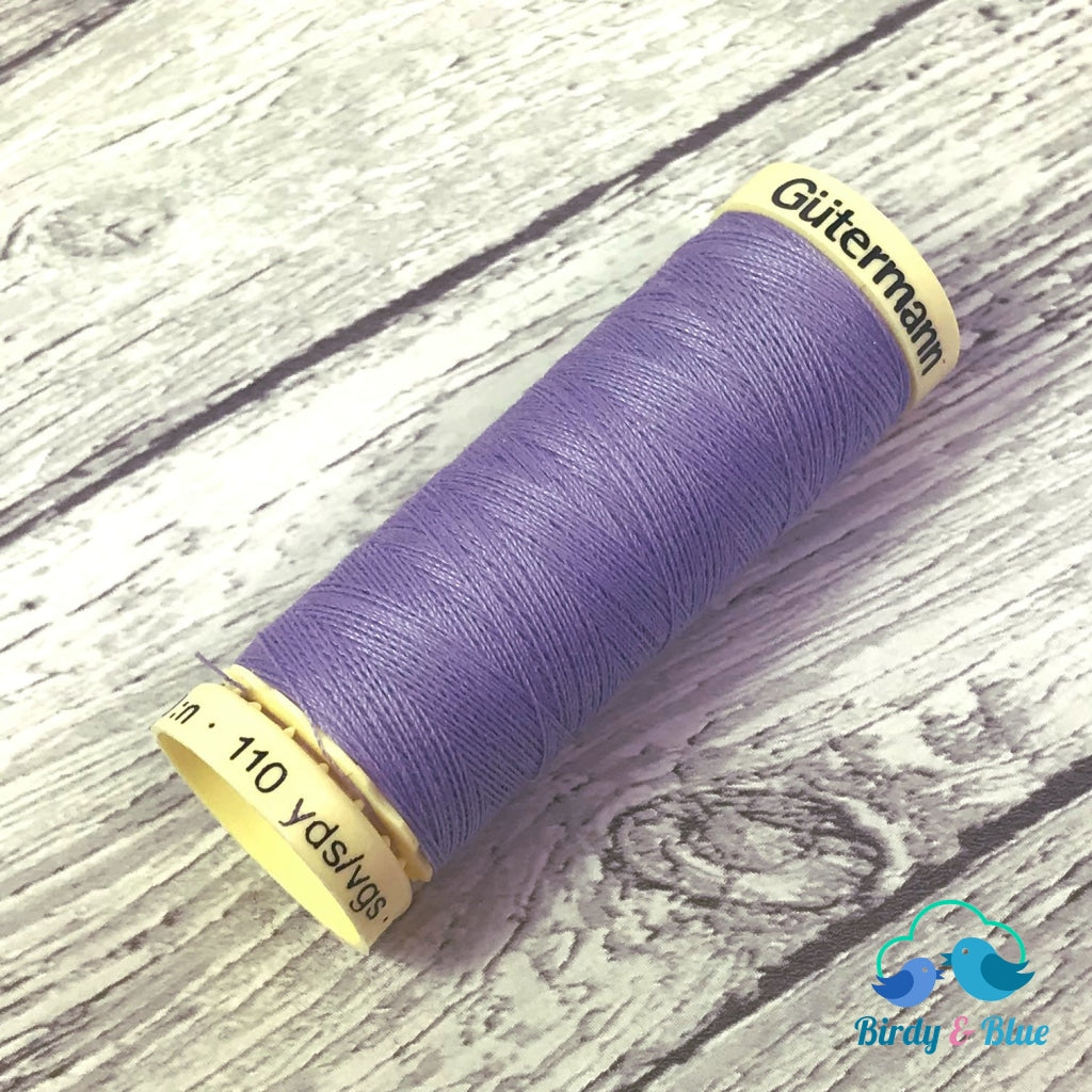 Gutermann Sew-All Thread #158 (Lilac) 100M / 100% Polyester Sewing
