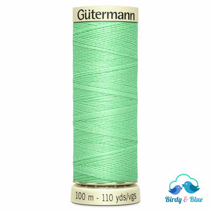 Gutermann Sew-All Thread #205 (Summer Green) 100M / 100% Polyester Sewing