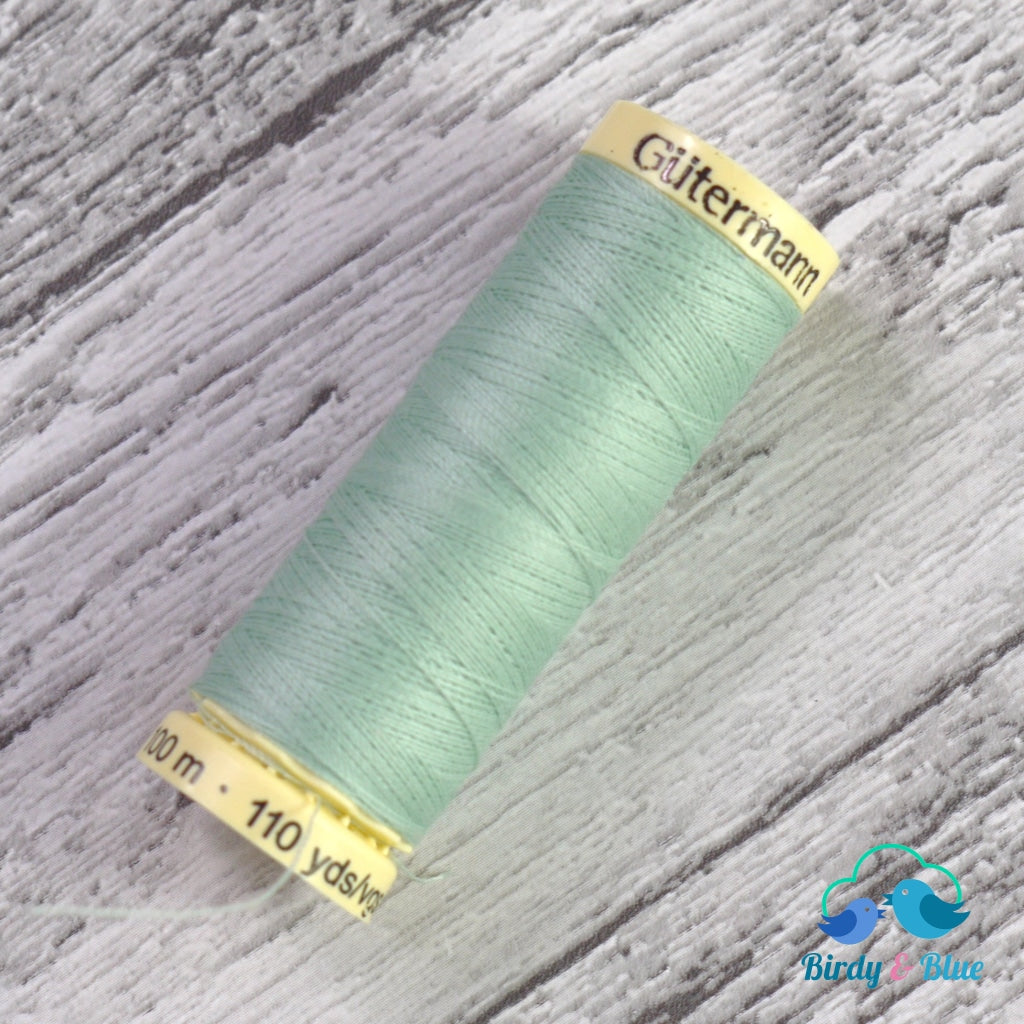 Gutermann Sew-All Thread #297 (Duck Egg) 100M / 100% Polyester Sewing