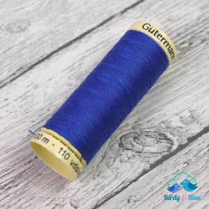 Gutermann Sew-All Thread #315 (Royal Blue) 100M / 100% Polyester Sewing