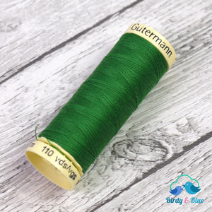 Gutermann Sew-All Thread #396 (Emerald Green) 100M / 100% Polyester Sewing