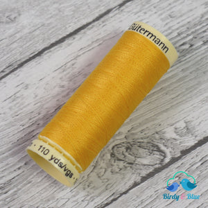 Gutermann Sew-All Thread #417 (Mustard) 100M / 100% Polyester Sewing