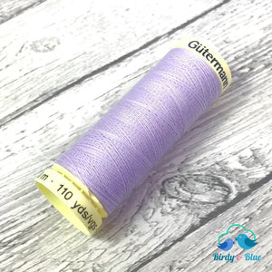 Gutermann Sew-All Thread #442 (Pale Lilac) 100M / 100% Polyester Sewing