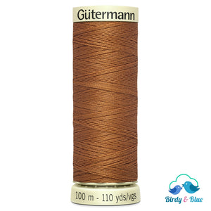 Gutermann Sew-All Thread #448 (Copper) 100M / 100% Polyester Sewing